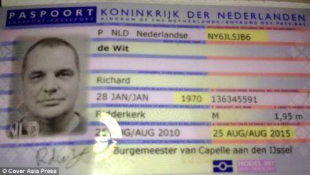 Richard de Wit - Netherlands