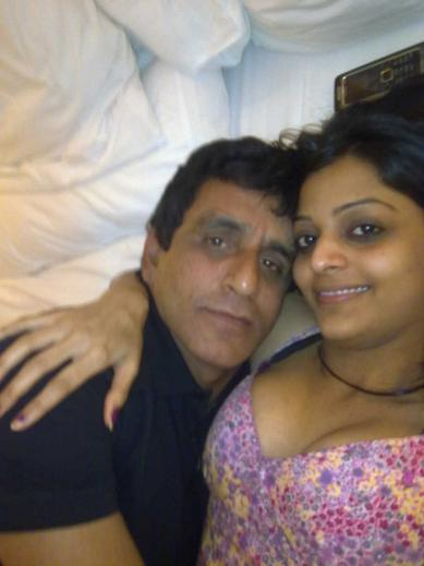 Asad Rauf with Leena Kapoor1