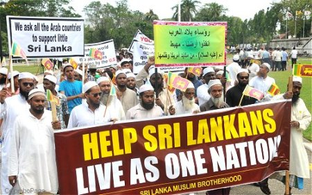 How Muslims demand that Sri lankans should live as one nation