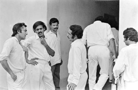 Indian cricketers of those days