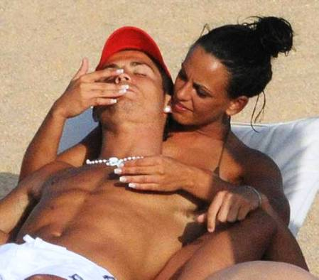 ronaldo-and-Nereida-Gallardo-lips-cristiano-ronaldo