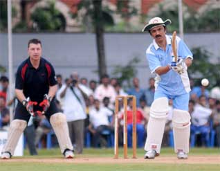 Stalin cricket September 2010