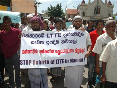 Why Muslim protest against the revival of LTTE in Munnar