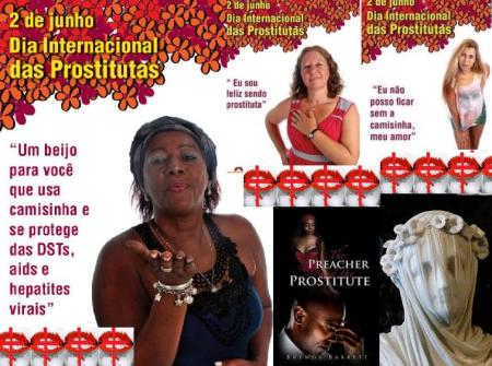 Christtian ministries for prostitution