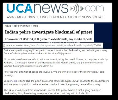 Father M. Chinnappa has been involved- Gundala Churc 13-03-2016