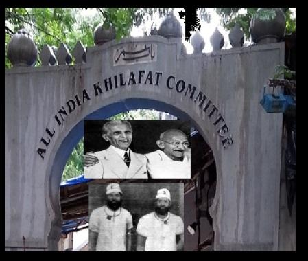 Khilafat movement - Gandhi failed