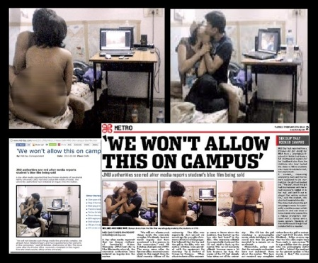 we wont allow this on campus - JNU